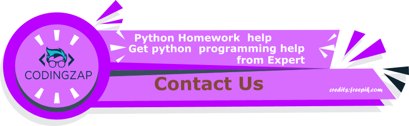 Python Homework Help, Python Assignment Help